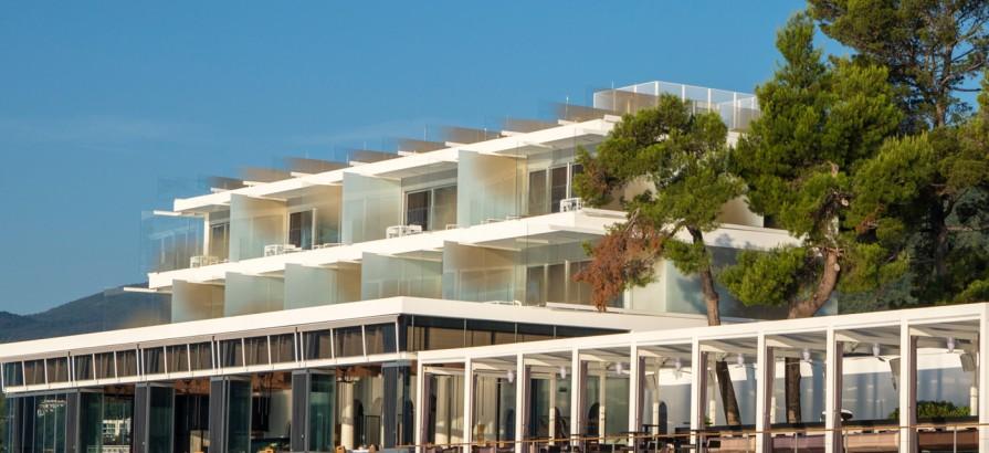 Hotel bevanda 5 star design hotel restaurant bar for Design hotel opatija