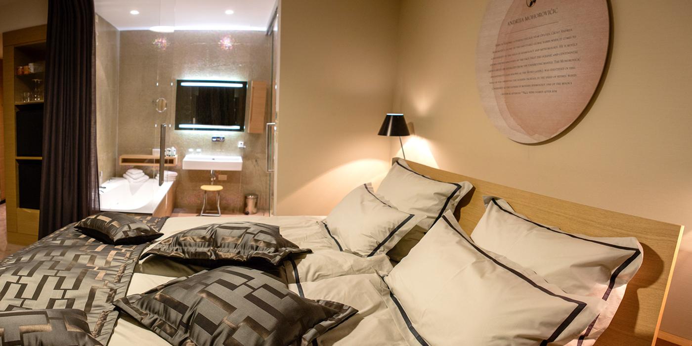 Sobe new 03 bevanda 5 star design hotel restaurant for Design hotel opatija croatia