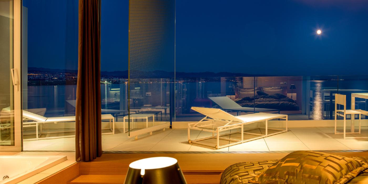 Suite bevanda 5 star design hotel restaurant bar for Design hotel opatija croatia